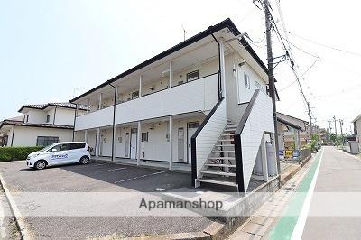 福島県本宮市、本宮駅徒歩5分の築24年 2階建の賃貸アパート