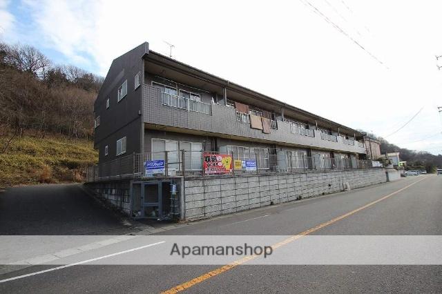 福島県本宮市、本宮駅徒歩27分の築27年 2階建の賃貸アパート