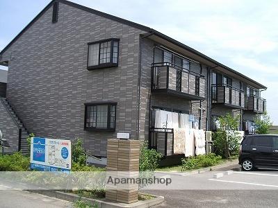 福島県本宮市、本宮駅徒歩35分の築18年 2階建の賃貸アパート