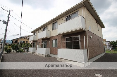 福島県本宮市、本宮駅徒歩6分の築4年 2階建の賃貸アパート