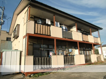 福島県本宮市、本宮駅徒歩10分の築37年 2階建の賃貸アパート