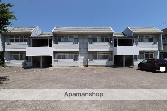 福島県本宮市、本宮駅徒歩5分の築18年 2階建の賃貸アパート