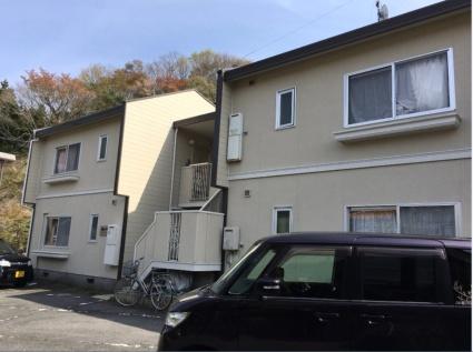 福島県いわき市の築29年 2階建の賃貸アパート