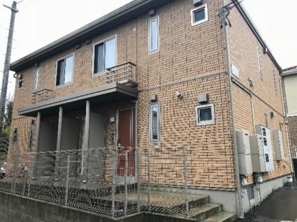 福島県いわき市、植田駅徒歩47分の築4年 2階建の賃貸アパート