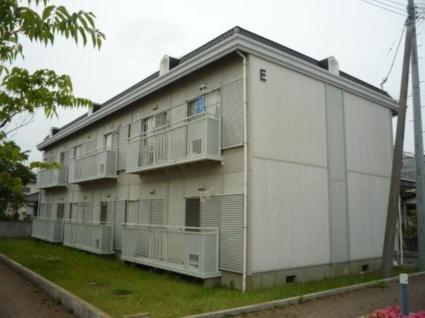 福島県いわき市、草野駅徒歩7分の築24年 2階建の賃貸アパート