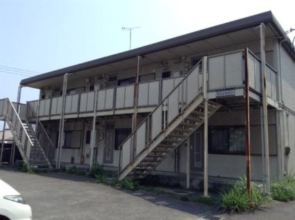 福島県いわき市、泉駅新常磐交通バス4分滝尻松原下車後徒歩4分の築20年 2階建の賃貸アパート