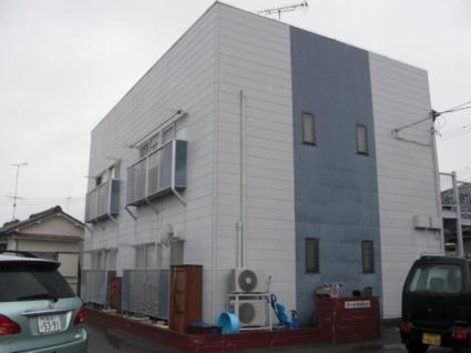 福島県いわき市の築33年 2階建の賃貸アパート