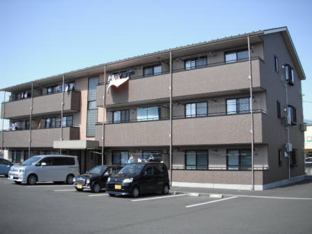 福島県白河市、白河駅徒歩18分の築13年 2階建の賃貸アパート