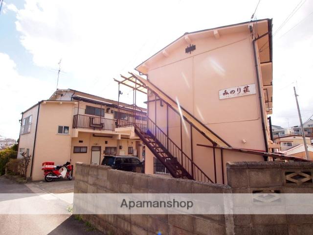 福島県郡山市の築50年 2階建の賃貸アパート