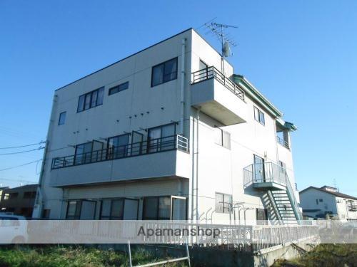 茨城県坂東市、水海道駅徒歩138分の築24年 3階建の賃貸マンション