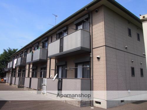 茨城県古河市、古河駅朝日バスバス25分水海寺前下車後徒歩5分の築16年 2階建の賃貸アパート