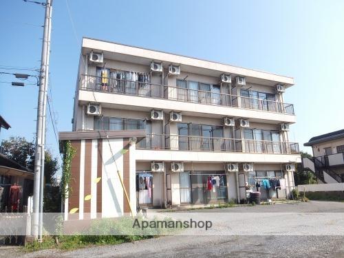 茨城県坂東市、愛宕駅バス35分警察前下車後徒歩3分の築24年 3階建の賃貸マンション