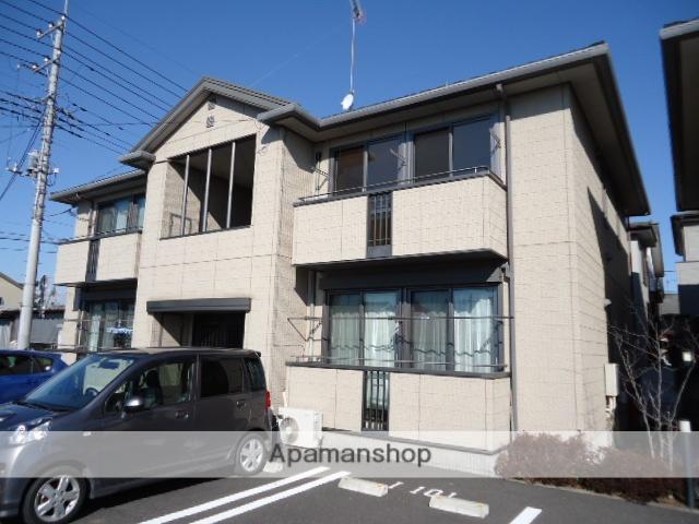 茨城県古河市、古河駅徒歩240分の築14年 2階建の賃貸アパート