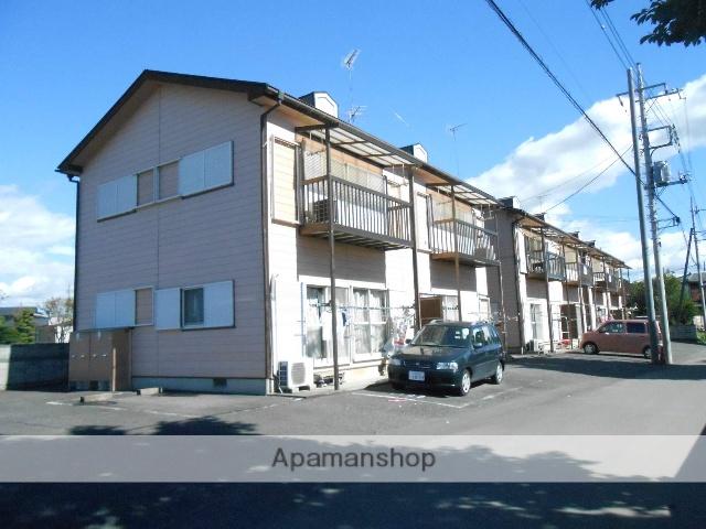 茨城県猿島郡境町、南栗橋駅徒歩141分の築24年 2階建の賃貸アパート