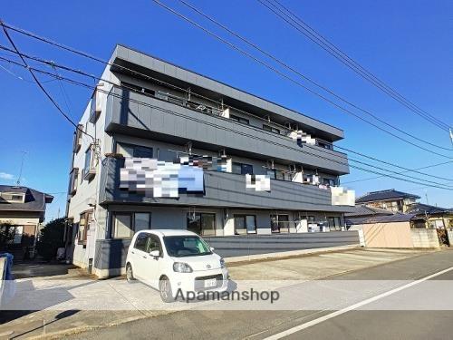 茨城県古河市、古河駅徒歩16分の築26年 3階建の賃貸マンション