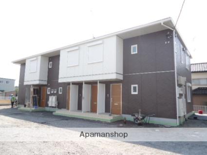 茨城県古河市、古河駅徒歩84分の築3年 2階建の賃貸アパート