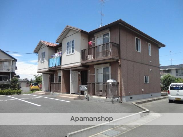 栃木県下都賀郡野木町、野木駅徒歩19分の築12年 2階建の賃貸アパート