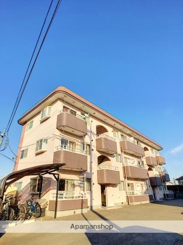茨城県古河市、古河駅徒歩25分の築23年 3階建の賃貸マンション