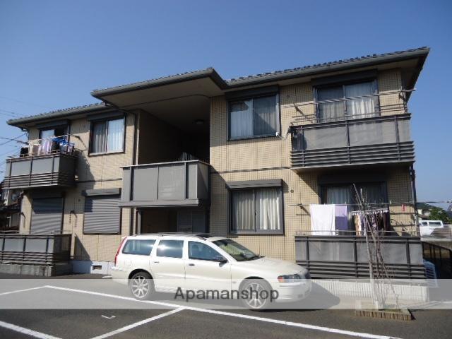 茨城県古河市、古河駅徒歩24分の築13年 2階建の賃貸アパート