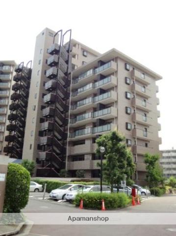 茨城県古河市、古河駅徒歩6分の築22年 11階建の賃貸マンション