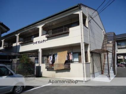茨城県古河市、古河駅徒歩20分の築27年 2階建の賃貸アパート