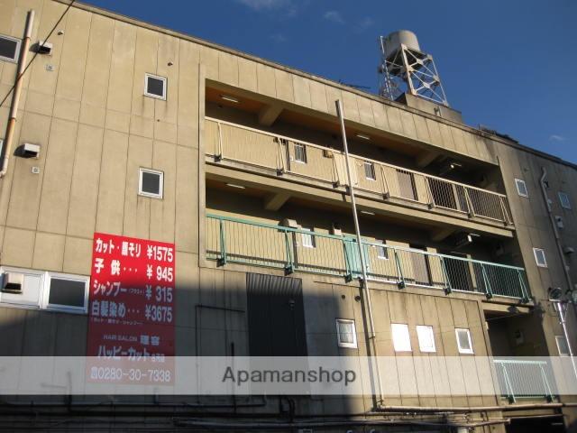 茨城県古河市、古河駅徒歩5分の築26年 4階建の賃貸マンション