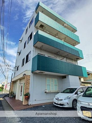 茨城県古河市、古河駅徒歩19分の築15年 4階建の賃貸アパート