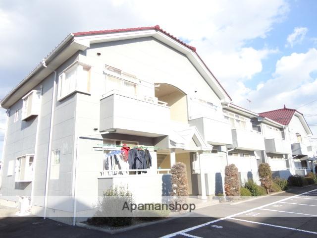 栃木県下都賀郡野木町、野木駅徒歩7分の築28年 2階建の賃貸アパート