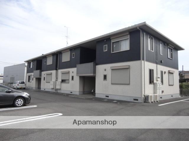 茨城県古河市、古河駅徒歩40分の築9年 2階建の賃貸アパート