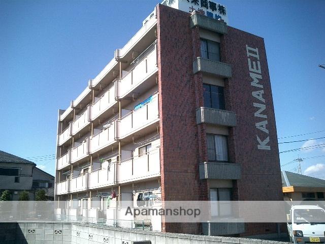 茨城県古河市、古河駅徒歩15分の築36年 4階建の賃貸マンション