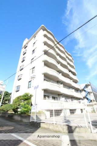 茨城県古河市、古河駅徒歩7分の築23年 7階建の賃貸マンション