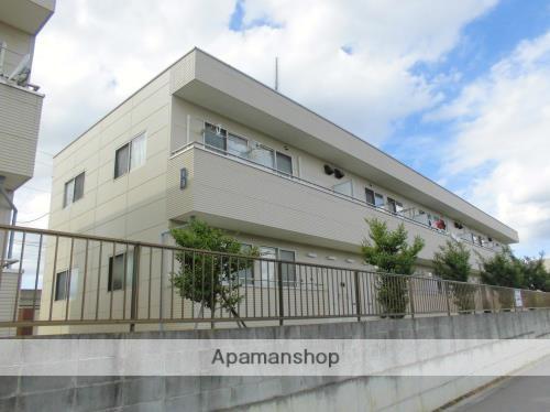 茨城県古河市、古河駅徒歩60分の築12年 2階建の賃貸アパート