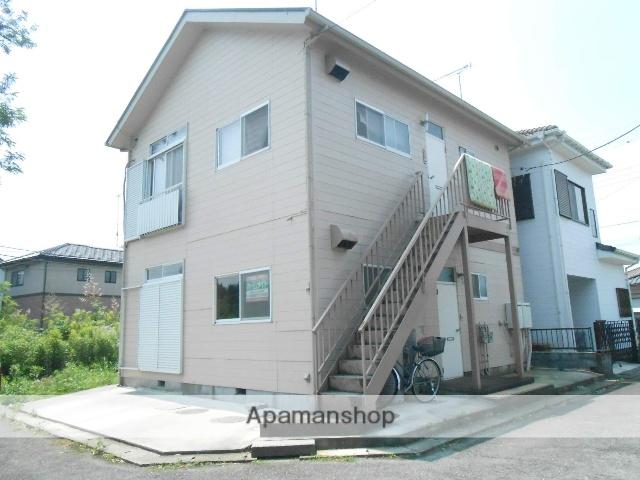 茨城県古河市、古河駅徒歩133分の築24年 2階建の賃貸アパート