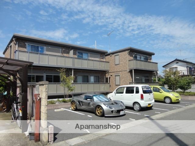 茨城県古河市、古河駅徒歩10分の築10年 2階建の賃貸アパート