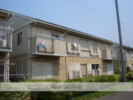 茨城県古河市、古河駅バス12分西女沼下車後徒歩3分の築26年 2階建の賃貸アパート
