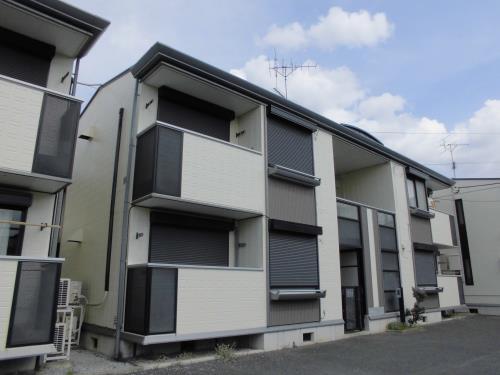 栃木県下都賀郡野木町、野木駅徒歩25分の築17年 2階建の賃貸アパート