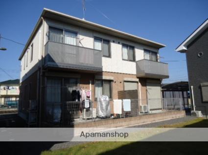 茨城県古河市、古河駅徒歩14分の築11年 2階建の賃貸アパート
