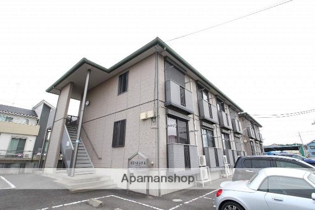 茨城県古河市、古河駅バス15分久能下車後徒歩12分の築15年 2階建の賃貸アパート