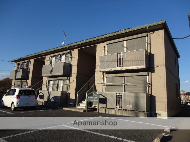 茨城県古河市、古河駅徒歩20分の築14年 2階建の賃貸アパート