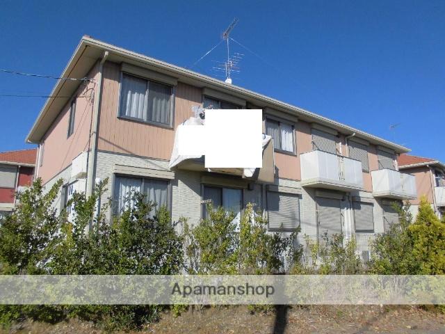 茨城県古河市、古河駅徒歩52分の築8年 2階建の賃貸アパート