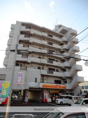 茨城県古河市、古河駅徒歩4分の築23年 7階建の賃貸マンション