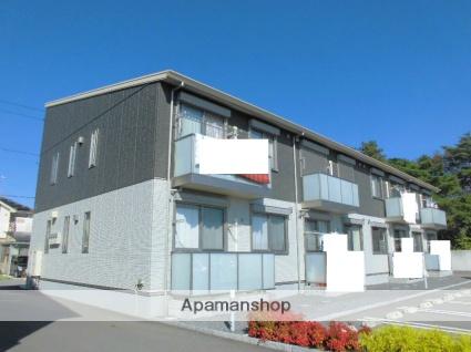 茨城県古河市、古河駅徒歩40分の築4年 2階建の賃貸アパート