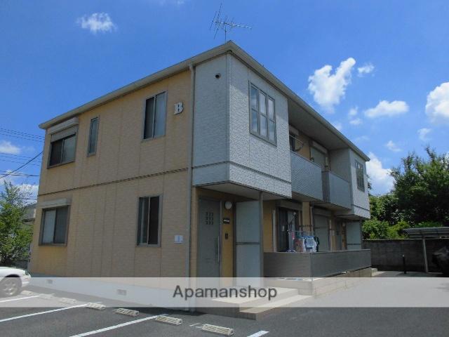 栃木県下都賀郡野木町、野木駅徒歩5分の築11年 2階建の賃貸アパート