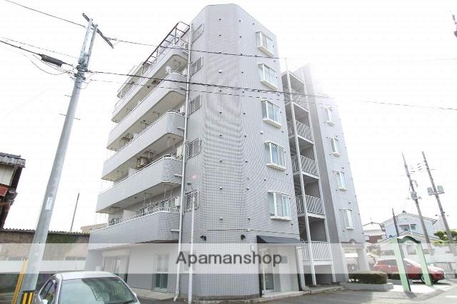 茨城県古河市、古河駅徒歩11分の築26年 6階建の賃貸マンション