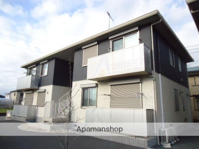 栃木県下都賀郡野木町、古河駅徒歩70分の築6年 2階建の賃貸アパート