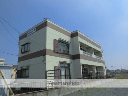 茨城県古河市、古河駅徒歩50分の築24年 20階建の賃貸アパート