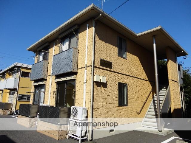 茨城県古河市、古河駅徒歩180分の築11年 2階建の賃貸アパート