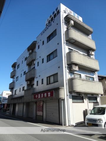 茨城県古河市、古河駅徒歩8分の築26年 4階建の賃貸マンション
