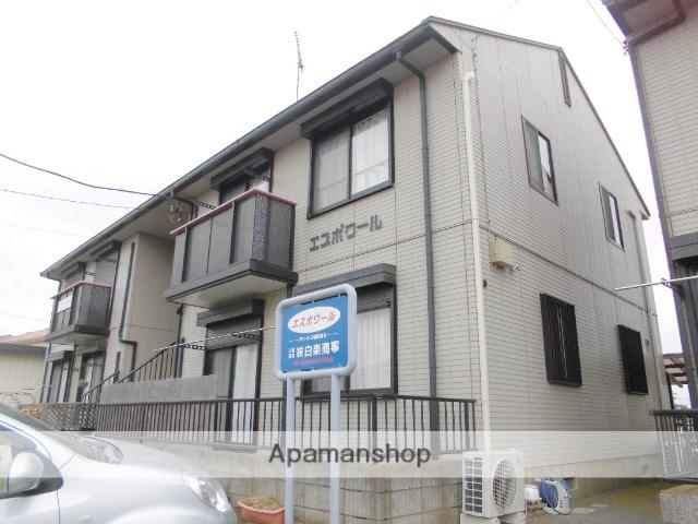 茨城県古河市、古河駅徒歩29分の築20年 2階建の賃貸アパート