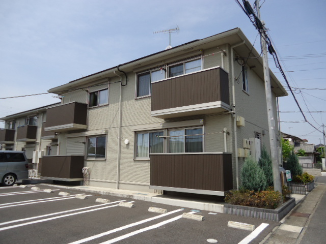 栃木県下都賀郡野木町、野木駅徒歩9分の築5年 2階建の賃貸アパート